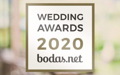 ¡ NUEVO PREMIO WEDDING AWARDS 2020 !